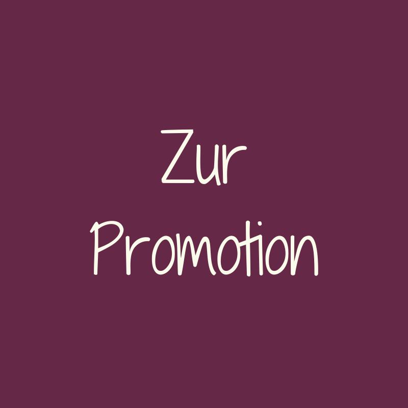Bild für die Bunten Botschaften Promotion