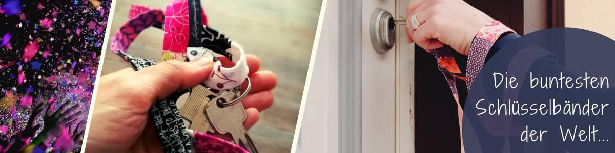 Band Schlüsselanhänger
