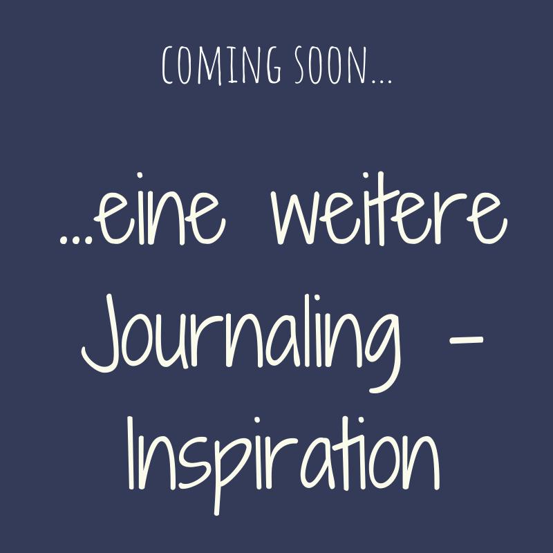 Bild für die Journaling Ideen blau
